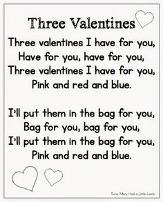 valentine song by
