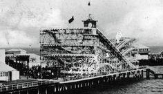 Clacton Pier,England 1938