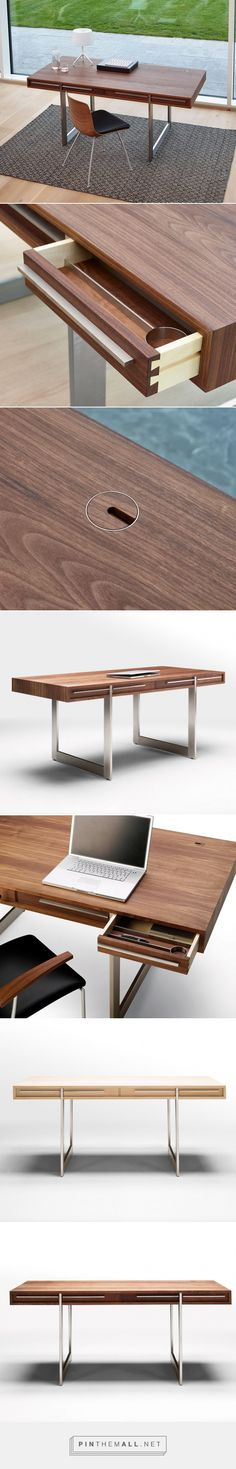 Luxury Modern Desks - DM1340 - Wharfside - created via https://pinthemall.net