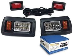 Amazon.com: RecPro New Club CAR DS Golf CART All LED Light KIT 1993 & UP: Sports & Outdoors Golf Cart Accessories, Gas Scooter, Hobby Farms, Golf Carts, Farm Life, Ds, Outdoors, Club, Amazon