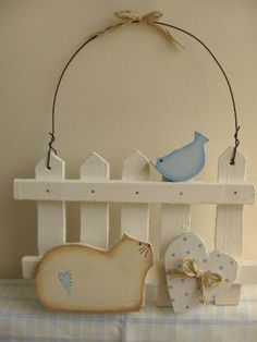 cat and bird by countrykitty, via Flickr