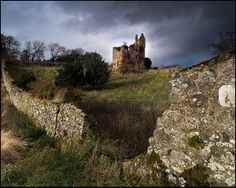 Medieval, Pitteadie Castle, Kirkcaldy, Scotland