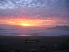 Brookings Oregon Sunset <3....Good place for her wedding?