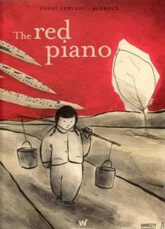 Stirring and inspiring, this picture book relates the story of a gifted young girl's passion for the piano in a time of historic turmoil. Du...
