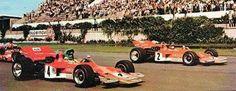 Reine & Emmo Lotus 72B  Buenos Aires 1971