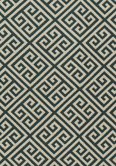 Buy Thibaut Mykonos Key Navy from the extensive range of Thibaut Woven Resource Volume 6 : Geometrics 2 at Select Wallpaper. Blue Fabric, Woven Fabric, Geometric Fabric, Painting Wallpaper, Greek Key, Mykonos, Fabric Patterns, Navy And White, Weaving