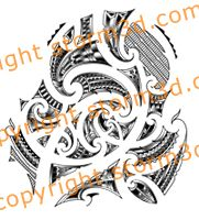 muscle tattoos polynesian tribal pictures buy high quality maori tribal tattoo designs. Black Bedroom Furniture Sets. Home Design Ideas