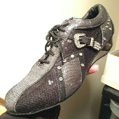 Statement sneakers Never worn.  NWOT Shoes Sneakers