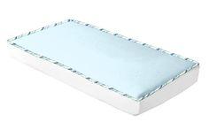 Doodlefish Hampton Corded Bumperless Crib Sheet #tinytotties #doodlefish