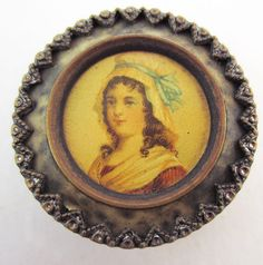 antique button sewing french historical paris by Cricketbuttons, $45.80
