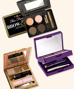 Genius Beauty Products to Get You Gorgeous Faster Adorable brow kits
