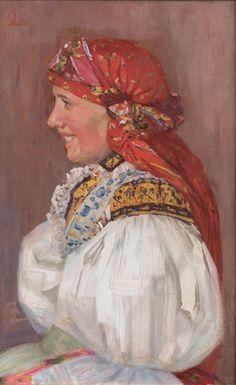 Joža Uprka (1861 - 1940)