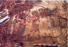 Atesora un repertorio sobresaliente de arte musivario. Sin embargo, 30 años después de su descubrimiento, la villa romana de Azuara (Zaragoza) sob