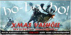 Sexta 26 de Dezembro Thrash, Heavy, Viking, Pirate, Folk Metal... Hosts: VLord & Jőrmundgander  Evento: https://www.facebook.com/events/860035824016825/ Entrada 1 Euro Aberto das 23 às 4