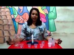 Tia chic ,dinâmica da oração! - YouTube