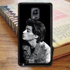 Zyan Malik Singer One Direction Smile Samsung Galaxy Note Edge Case