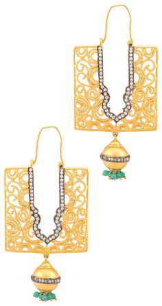 Earrings by Bansri