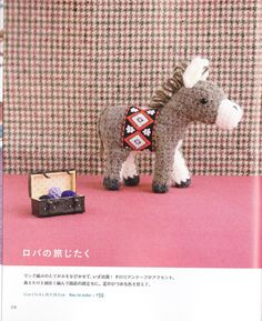 This great E-Book contains beautiful crochet projects to make all the forest animels. Includes: Bambi, Rabbit, Goat, Squirrel, Kitten, Bear, Bird, Butterfly and more! With easy to follow diagrams and step by step photos.  Code: AMI10 Pages: 73 Language: Japanese (not need to understand) PDF file - Instant Download This is an eBook (electronic book) not a paperback/real book Any question please convo me. Thanks