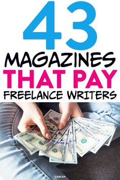 Want to make money as a freelance writer? Learn 43 magazines that will pay freelance writers for articles. Make Money Writing, Writing Tips, Improve Writing, Article Writing, Online Writing Jobs, Freelance Writing Jobs, Business Motivation, Business Quotes, Business Ideas