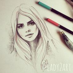 http://instagram.com/lady2art