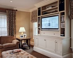 Traditional Family Room Built In Cabinets Design Pictures Remodel Decor And Ideas