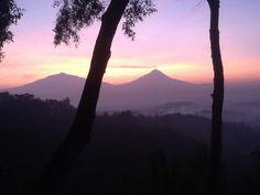#punthuksetumbu #borobudur # sunrise
