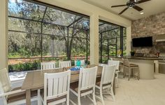 Arthur Rutenberg-Carmel Imagine this for your grilling space for your pool party's