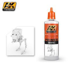 AK177 - WHITE PRIMER 60ML