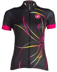 1e5dfe0c2 Castelli Luce Womens Short Sleeve Jersey Bike Wear
