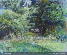 Harmonia 1995 - 96   37 x 45 cm   sucha pastela