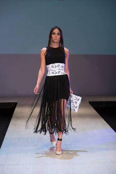 moderndayndnprincess: First OBSESSED with this print!!!... - fyeahindigenousfashion . Luxx ready to wear Designer: Derek Jagodzinsky (Cree)   Western Canada Fashion Week 2013