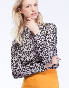 Leopard print is a must at Fashion Week #BaukjenLovesLFW