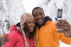 Play in the snow! 11 Perfect Date Ideas For Winter