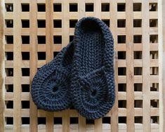 One Skein Crochet Slippers | KnitPicks Staff Knitting Blog