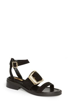 Topshop 'Francis' Sandal available at #Nordstrom