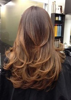 Smooth ombre