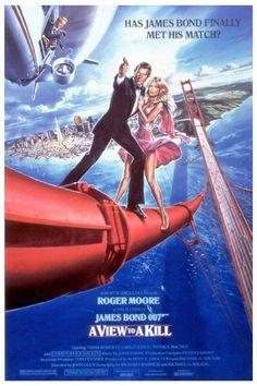 007 ja kuoleman katse (1985)