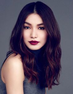 Gemma Chan has spoken out about what it's like to be an Asian woman in a male-dominated, white film industry. Gorgeous Women, Beautiful People, Gemma Chan, Female Character Inspiration, Woman Crush, True Beauty, Hair Dos, Wedding Makeup, Girl Crushes