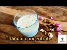 Thandai | Thandai concentrate | Thandai mix - YouTube Holi, The Creator, Breakfast, Kitchen, Desserts, Youtube, Recipes, Morning Coffee, Tailgate Desserts