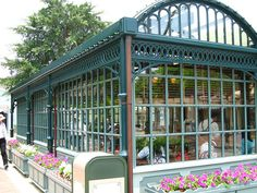 greenhouse cafe - Google Search