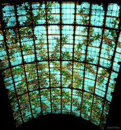 Palau Montaner - Interior. - Barcelona Modernista i Singular