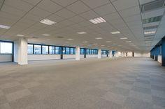 Plateaux de bureaux. Vélizy-Villacoublay (78) ©S.Lagarto