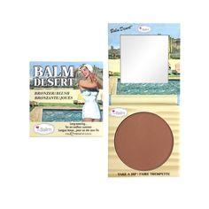 "Love this bronzer/blush! theBalm® cosmetics Balm Desert® Bronzer/Blush, <span class=""price"">$21.00</span> #birchbox"