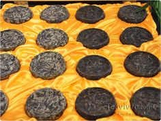 Pu-erh Cakes Great tea for your health