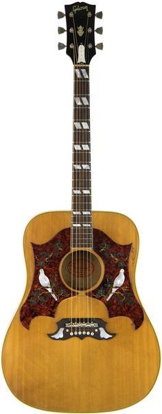 1968 Gibson Dove --- https://www.pinterest.com/lardyfatboy/