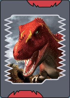 This page is for the anime main dinosaur. For his species, see Tyrannosaurus. Terry (ティラノ Tirano) is the Alpha Gang's first dinosaur. Real Dinosaur, Dinosaur Cards, Armored Aces, King Craft, Dinosaur Pictures, Wolf Spirit Animal, Prehistoric Creatures, Tyrannosaurus Rex, T Rex