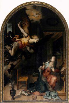 """La bellezza """"Annunciata"""" di Teodoro d'Errico"""