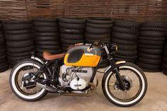 Cytech Motorcycles организуют африканские экспедиции мотоциклов с середины 1970-х годов,  они только когда-либо использовали BMW из-за своей легендарной прочности и надежности, и в течение десятилетий они стали одним из крупнейших дилеров BMW в Южной Африке. В то время как ко�