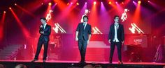 Il volo on stage.What a sight!