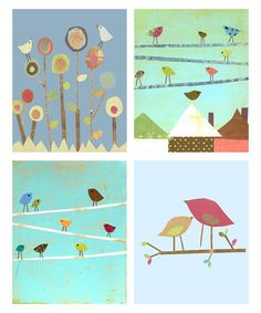 Art for kids room. Could easily replicate with scrapbook paper. Kids Room Art, Art For Kids, Kids Rooms, Nursery Inspiration, Design Inspiration, Nursery Art, Nursery Ideas, Nursery Decor, Room Ideas